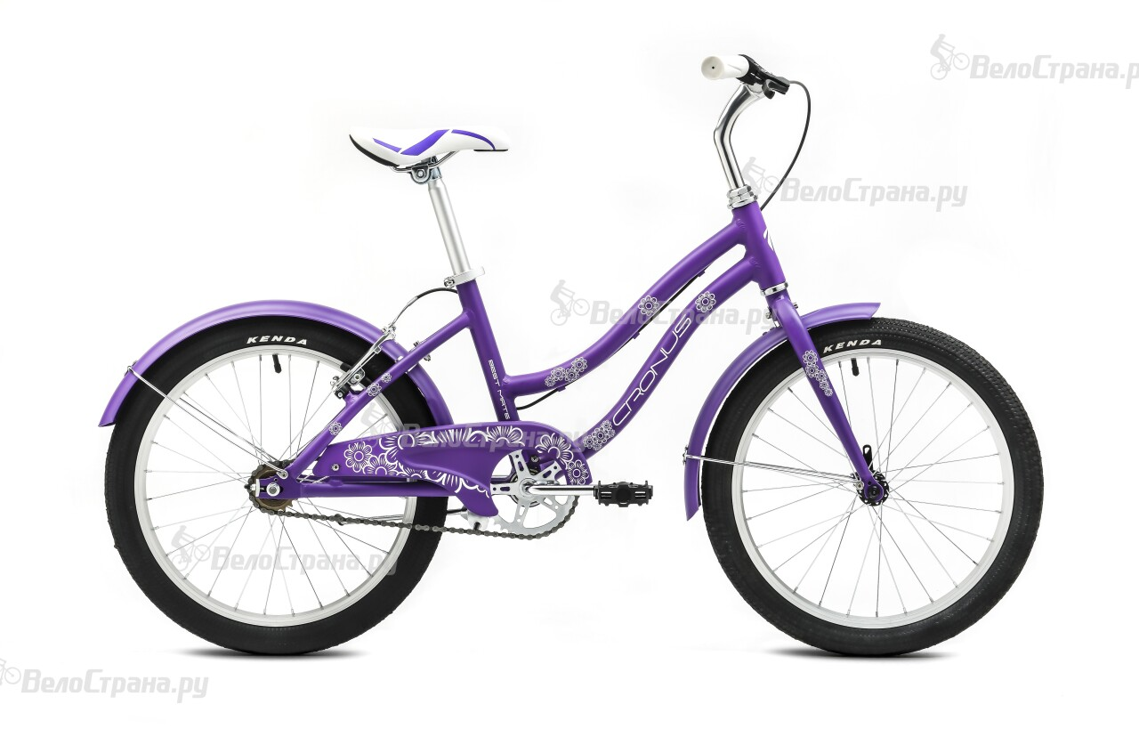 Велосипед Cronus BEST MATE 20 RIGID FORK GIRL (2016) велосипед cronus best mate 24 girl 2016