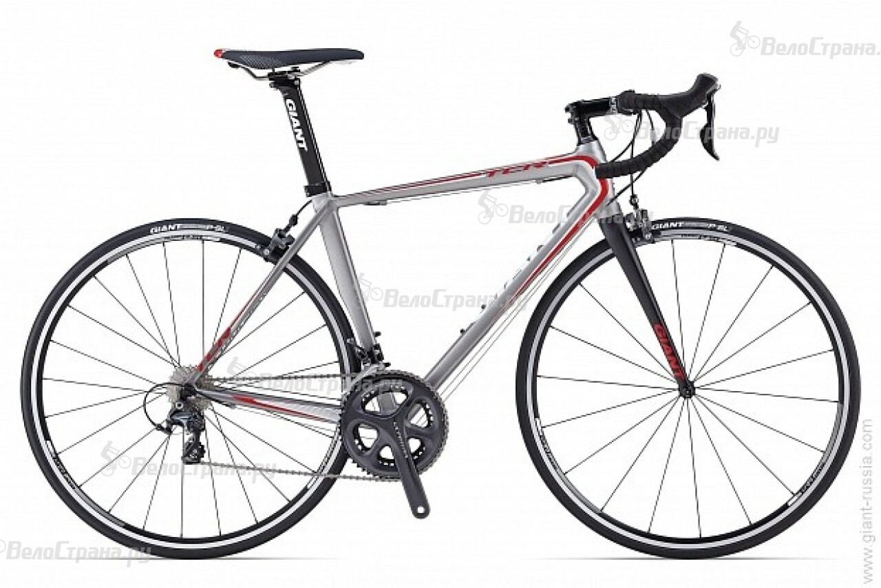 Велосипед Giant TCR SLR 1 compact (2014) велосипед giant tcr composite 2 compact 2014