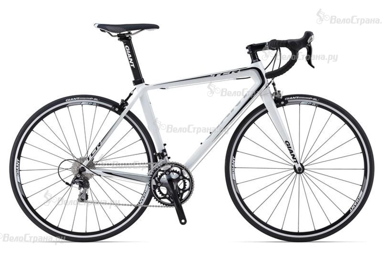 Велосипед Giant TCR SLR 2 compact (2014) велосипед giant tcr composite 2 compact 2014