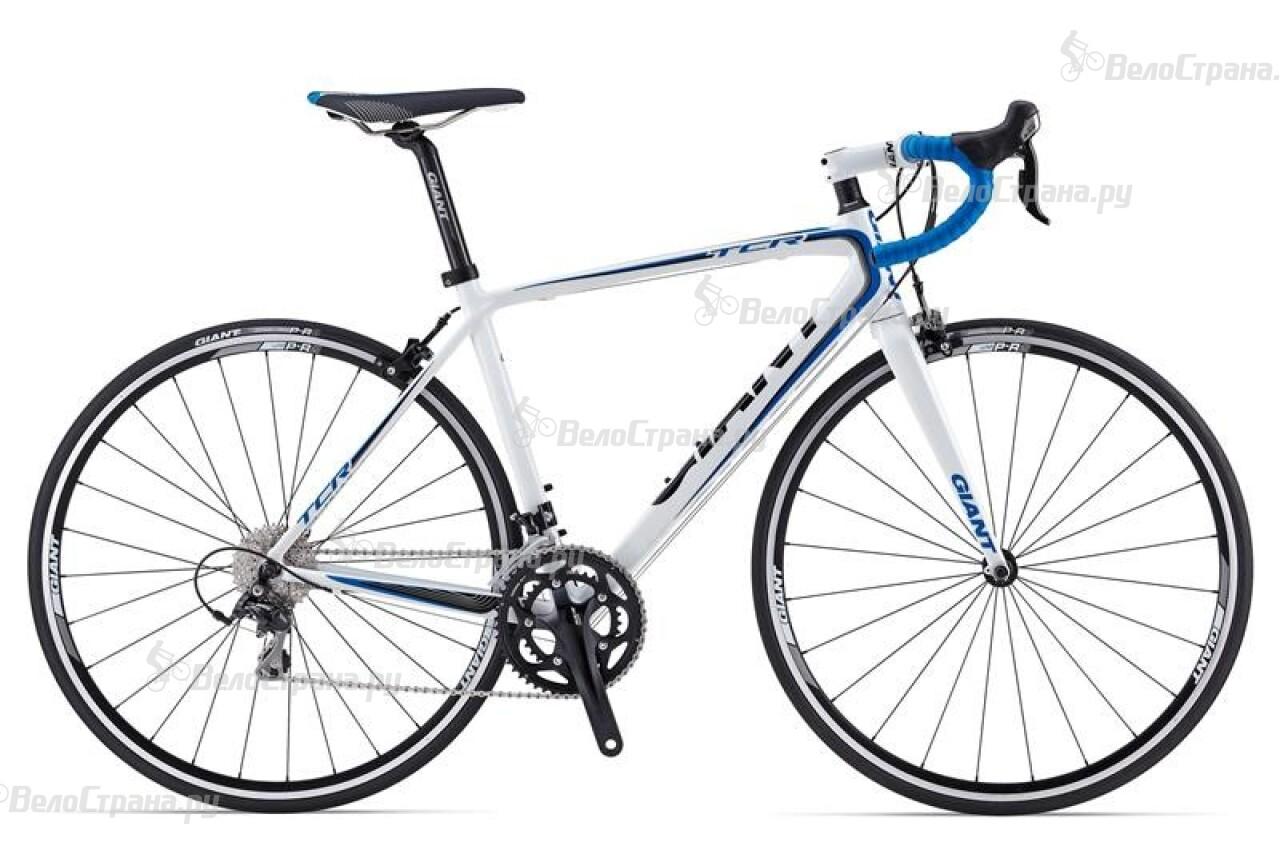 Велосипед Giant TCR 1 compact (2014) велосипед giant tcr composite 2 compact 2014