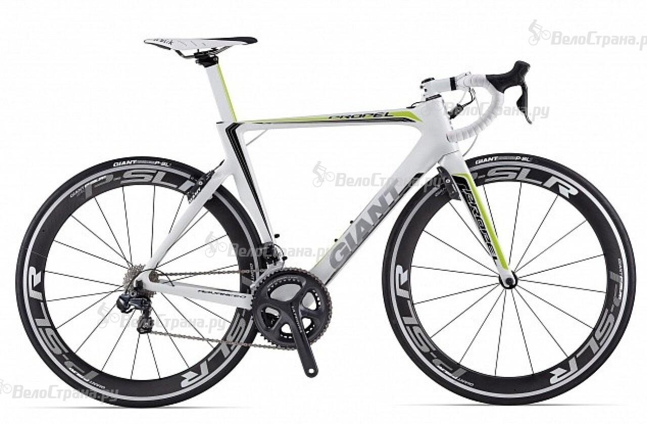 Велосипед Giant Propel Advanced 1 (2014) giant propel advanced sl 0 2015