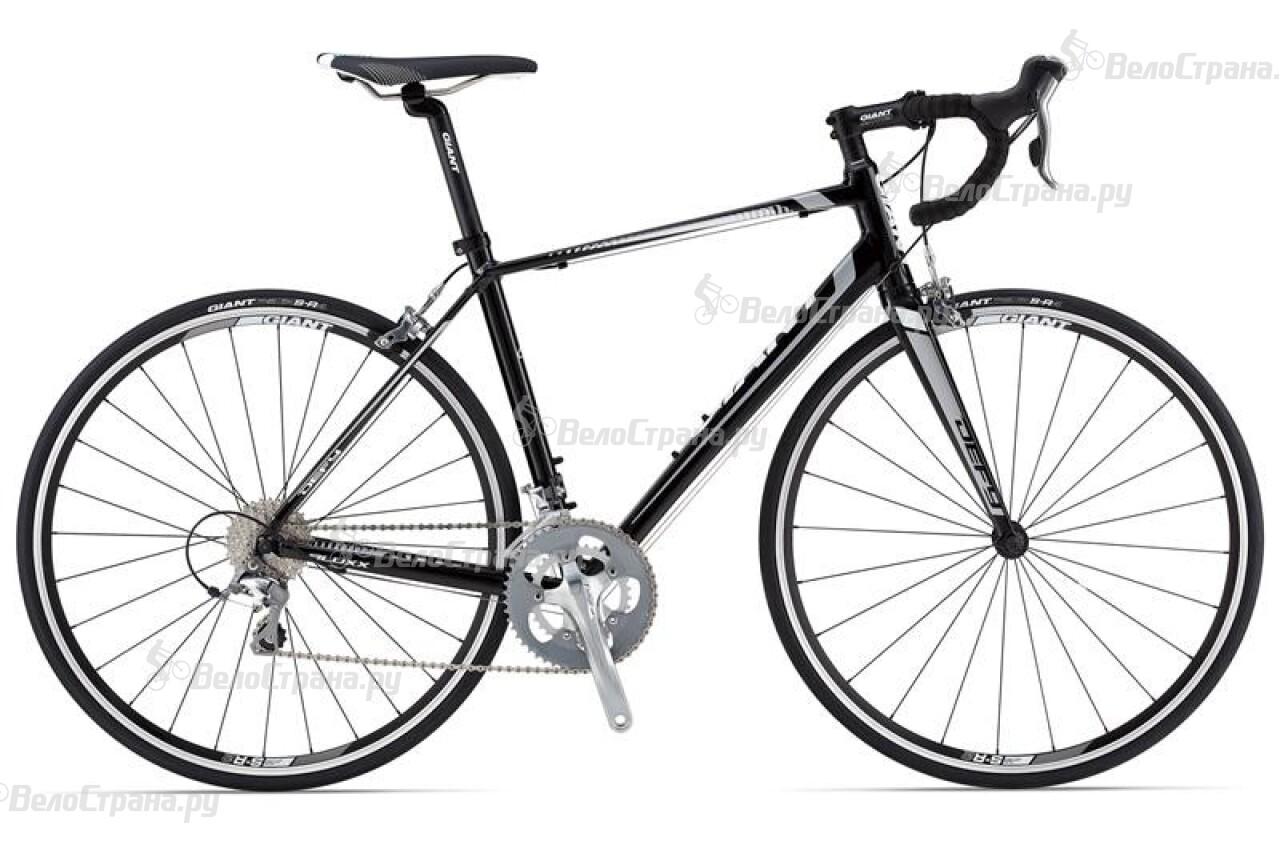 Велосипед Giant Defy 2 Compact (2014)