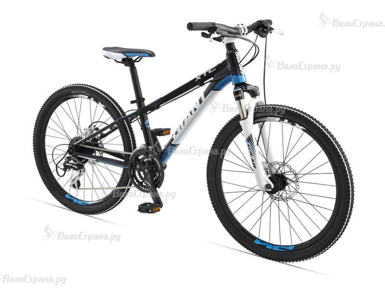 Велосипед Giant XtC SL Jr 24 (2015) велосипед детский giant xtc jr 2 2015 цвет черный колесо 24