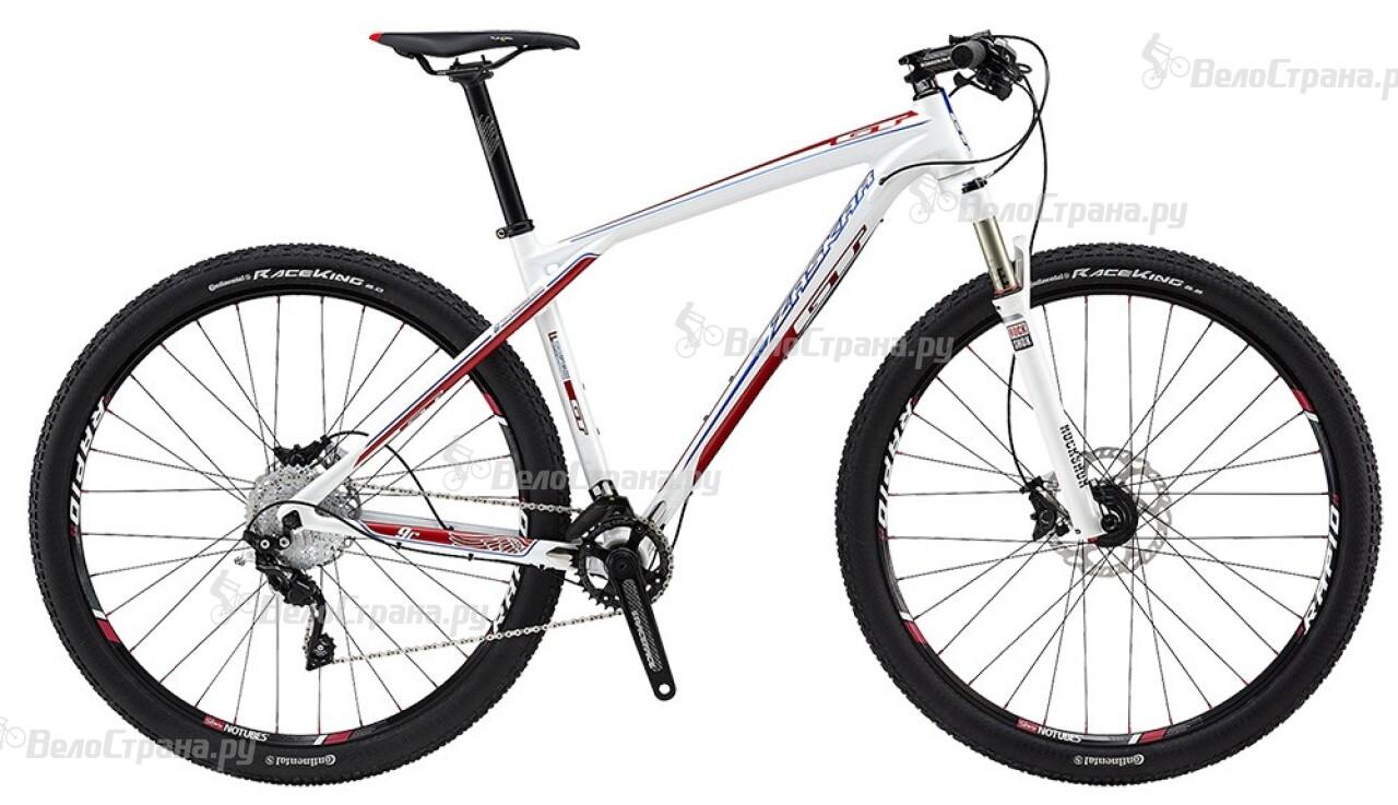 Велосипед GT Zaskar Carbon 9R Expert (2015)