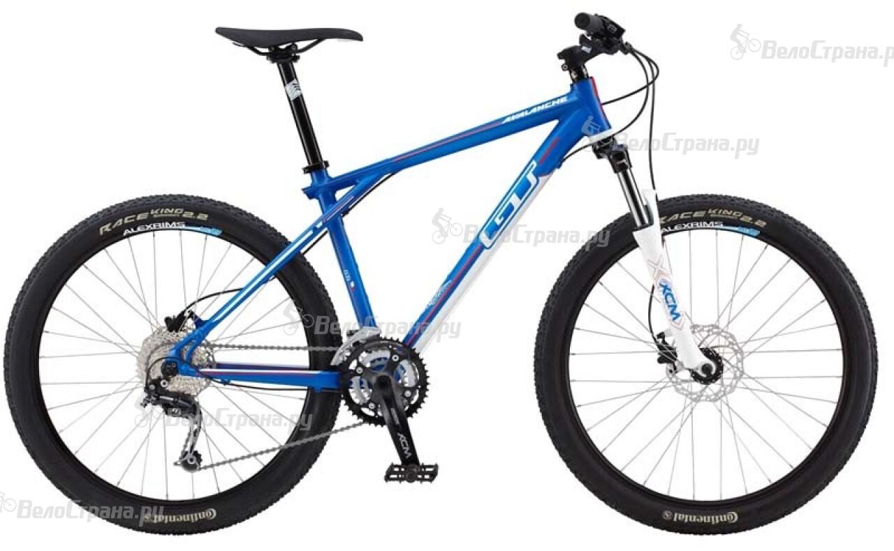Велосипед GT Avalanche Comp (2014) горный велосипед gt avalanche elite 27 5