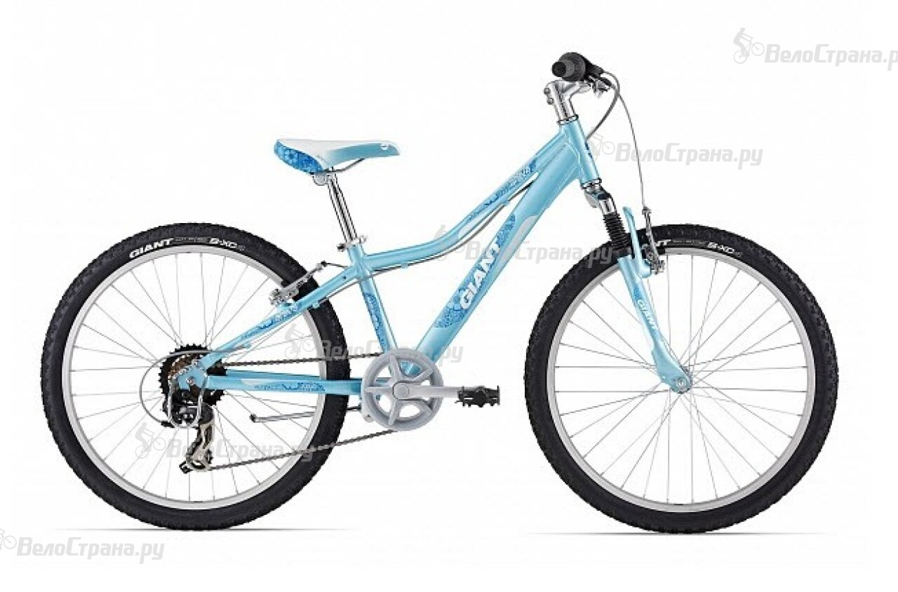 Велосипед Giant Areva 2 24 v2 (2014) ravagers v2