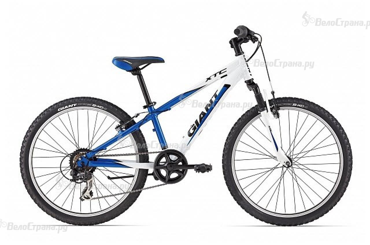 Велосипед Giant XtC Jr 2 24 v2 (2014) велосипед детский giant xtc jr 2 2015 цвет черный колесо 24