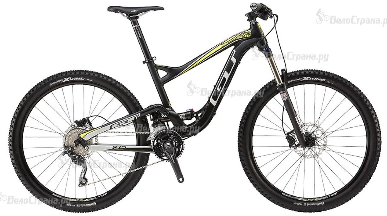 Велосипед GT Sensor AL Elite (2015) горный велосипед gt avalanche elite 27 5