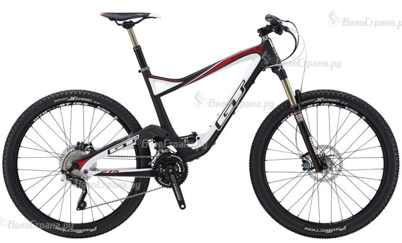 Велосипед GT Sensor Carbon Expert (2014)