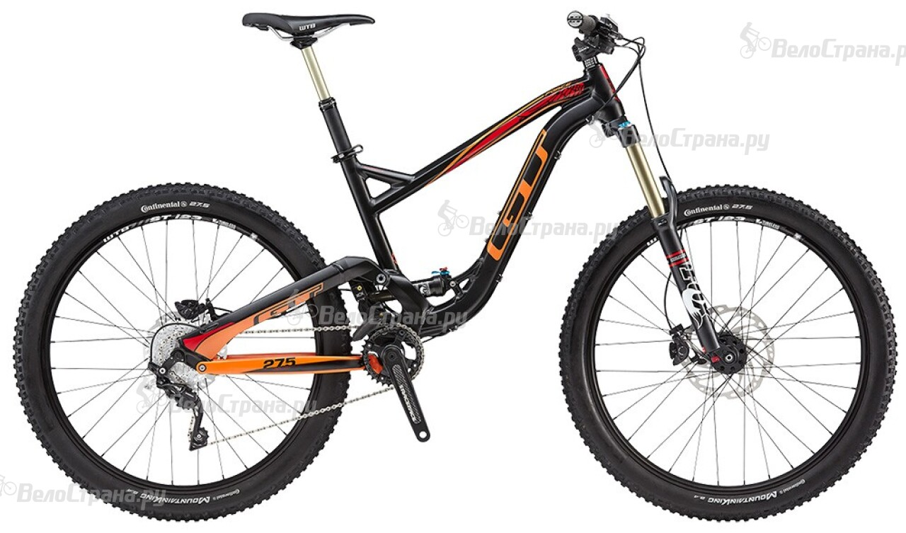 Велосипед GT Force X Expert (2015)