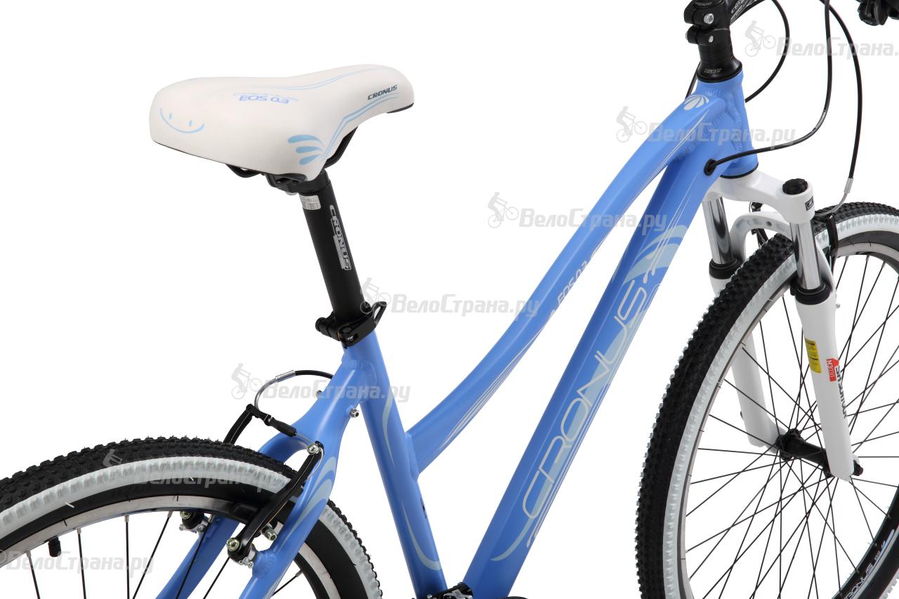 Велосипед Cronus EOS 0.3 26 (2016) ismartdigi lp e6 7 4v 1800mah lithium battery for canon eos 60d eos 5d mark ii eos 7d