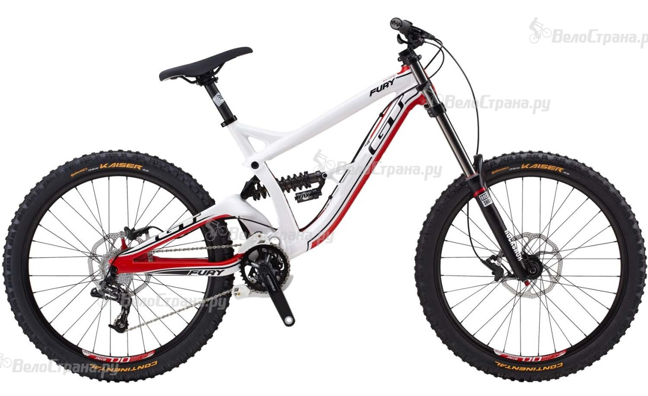 Велосипед GT Fury Elite (2014) велосипед gt fury alloy 1 0 2013