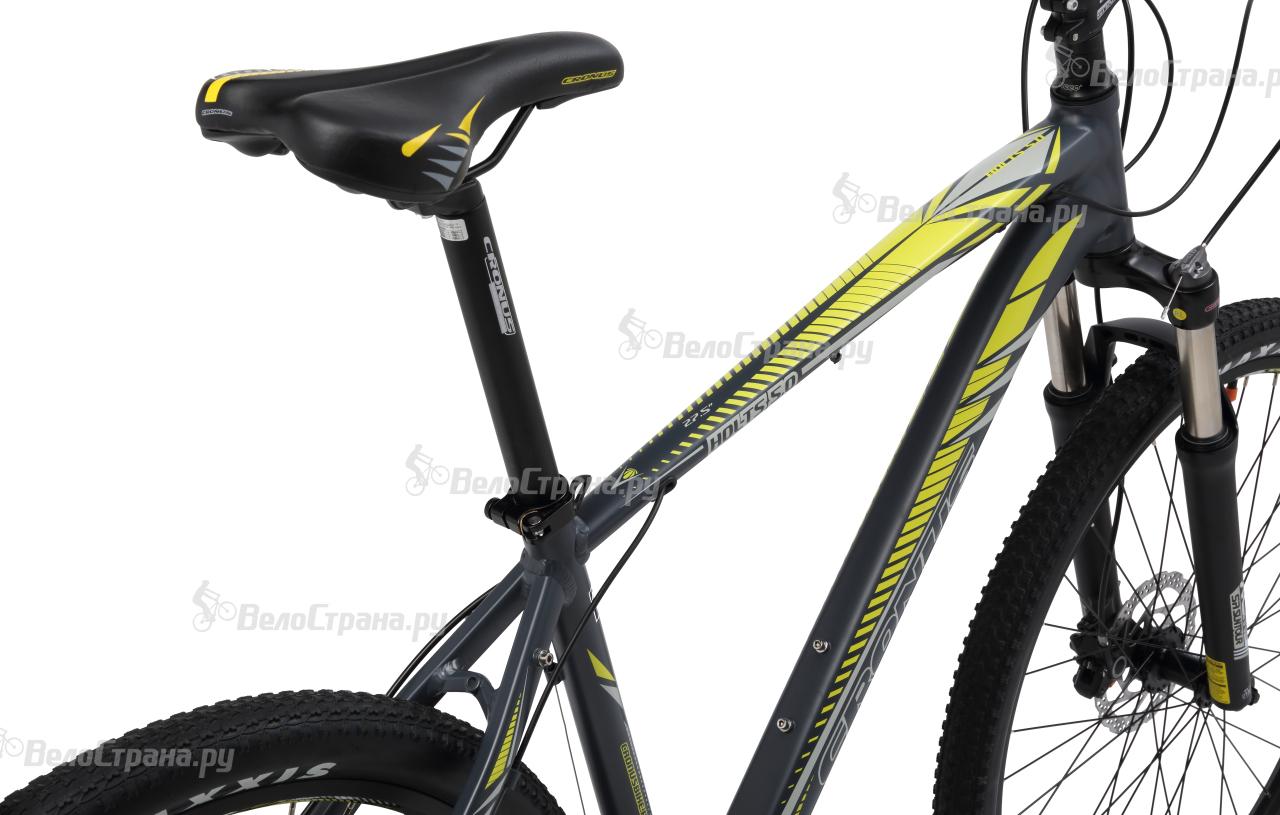 Велосипед Cronus HOLTS 5.0 27.5 (2016) велосипед cronus holts 4 0 2015