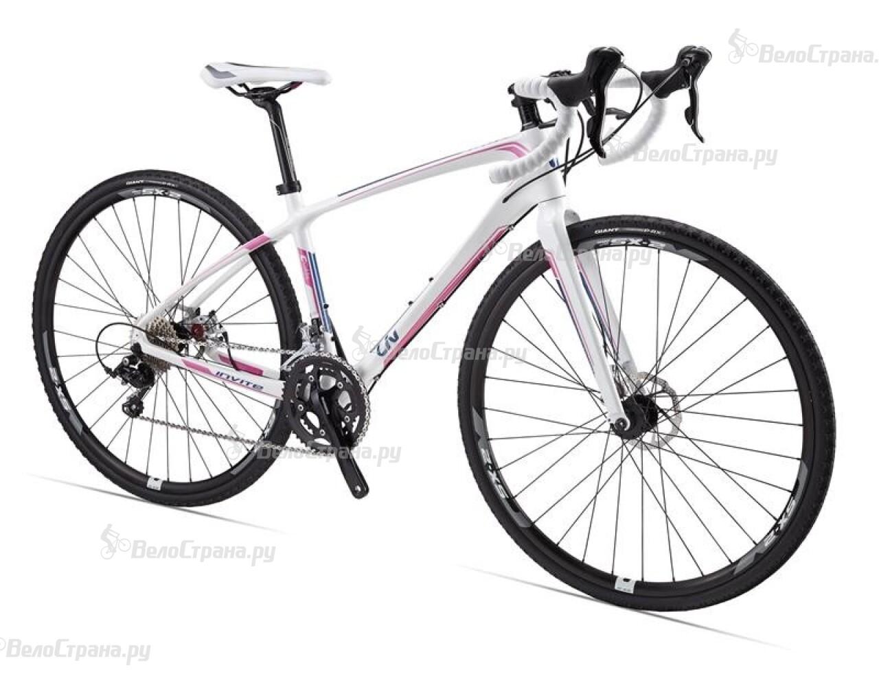 Велосипед Giant Invite CoMax (2015) 2015 csm360