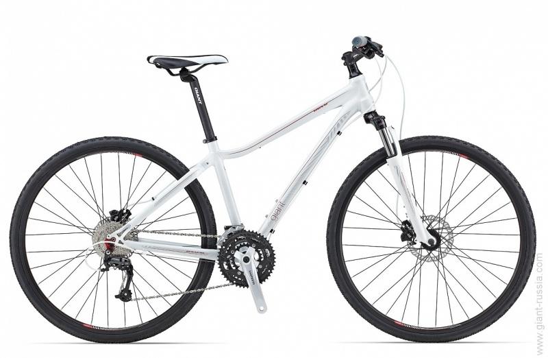 Купить Женский велосипед Giant Rove 2 Disc DD (2014)