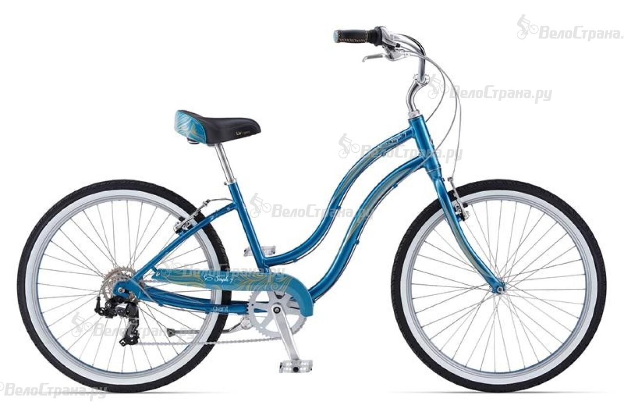 Велосипед Giant Simple Seven W (2014) велосипед giant trinity composite 2 w 2014