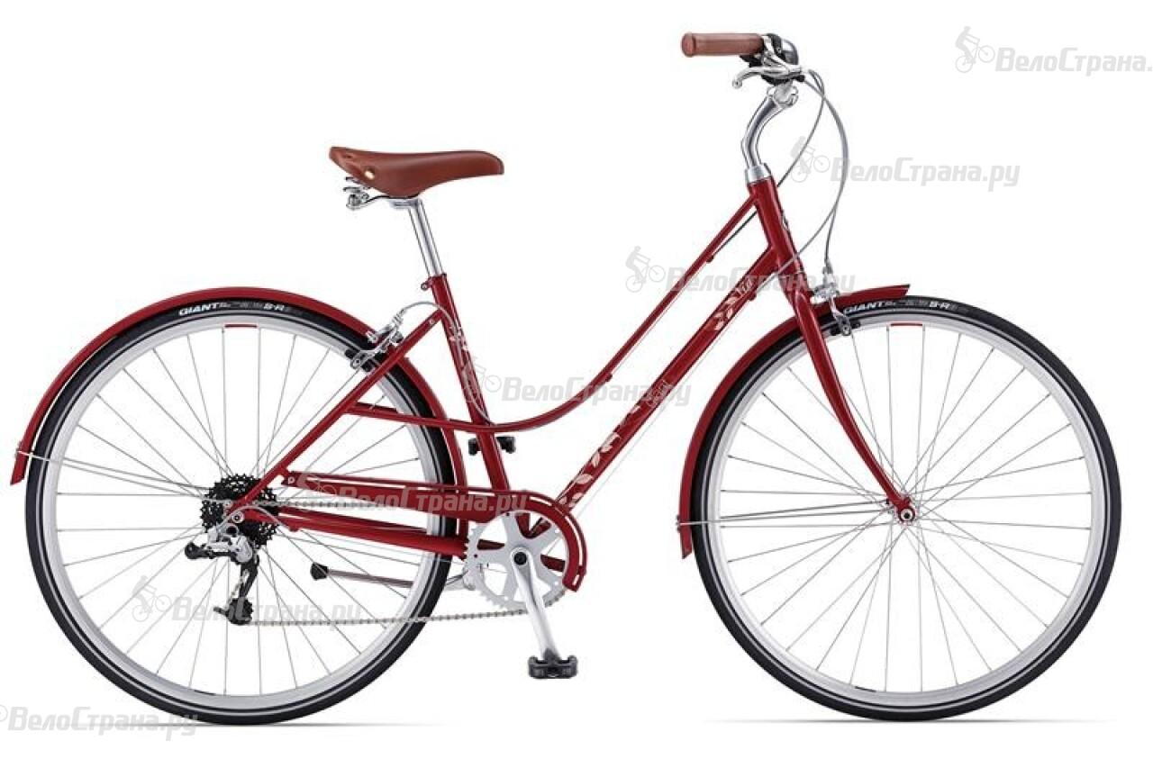 Велосипед Giant Via 2 W (2014) via appia пуловер via appia oa644062 800