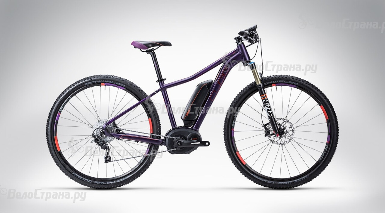 Велосипед Cube Access WLS Hybrid SL 27.5 (2015)