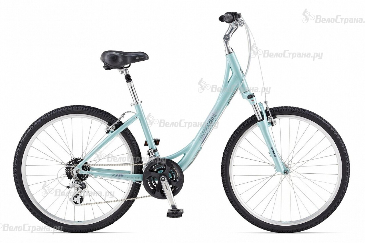 Велосипед Giant Sedona DX W (2014) omoikiri nagano wh