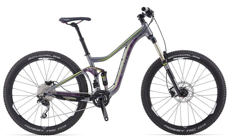 Купить Женский велосипед Giant Intrigue 27.5 2 (2014)