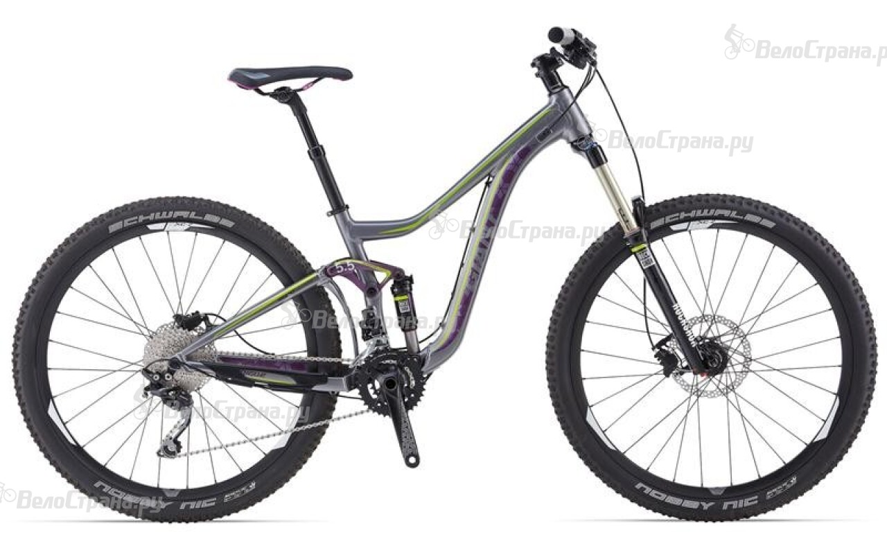 Велосипед Giant Intrigue 27.5 2 (2014) giant intrigue 1 2016 black