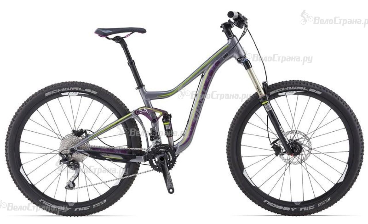 Велосипед Giant Intrigue 27.5 2 (2014) rockshox domain dual crown 2014