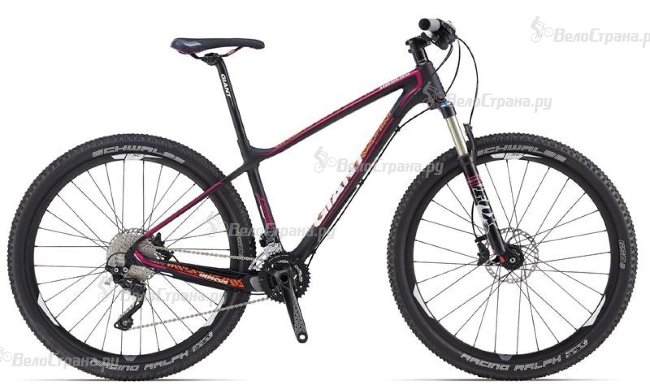 Велосипед Giant Obsess Advanced 27.5 (2014) велосипед giant lust advanced 27 5 0 2014