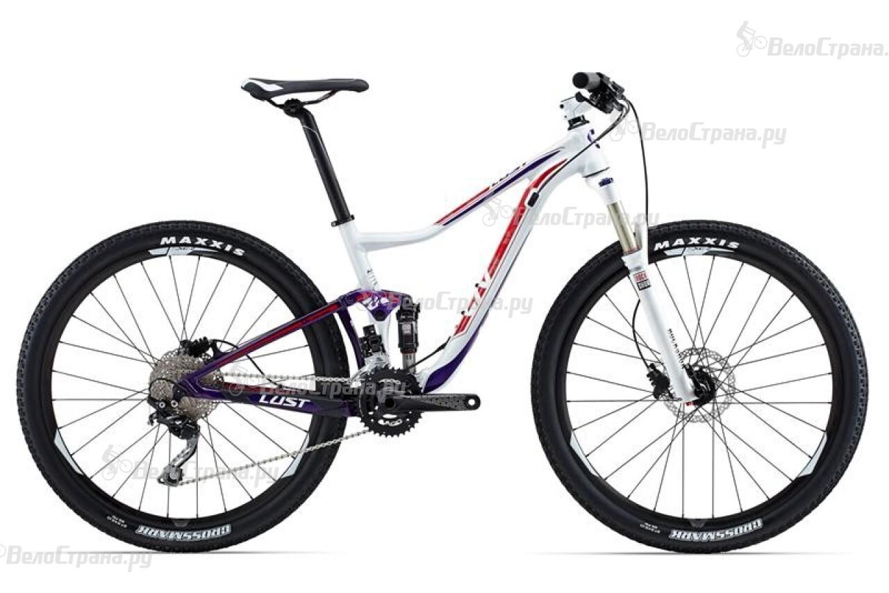 Велосипед Giant Lust 3 (2015) велосипед giant lust advanced 27 5 0 2014