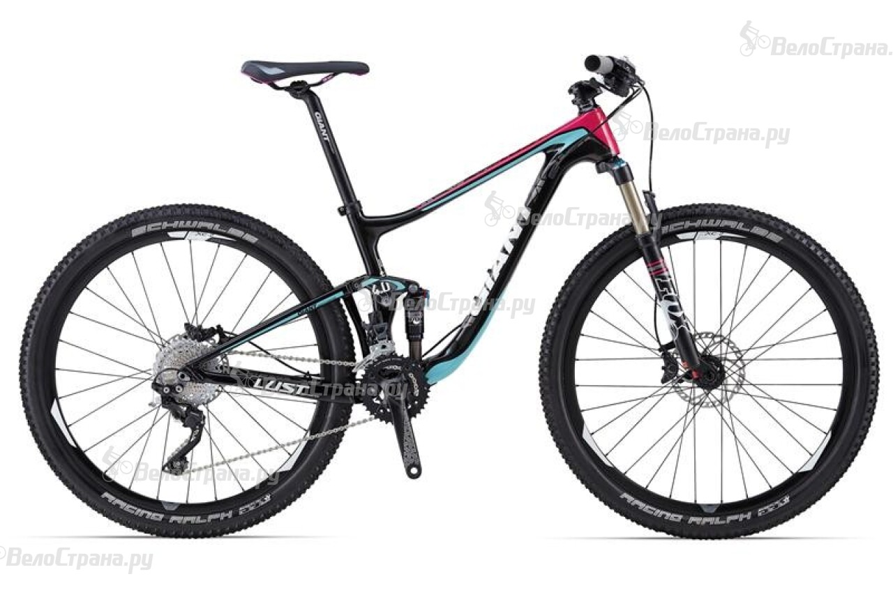 Велосипед Giant Lust Advanced 27.5 2 (2014)