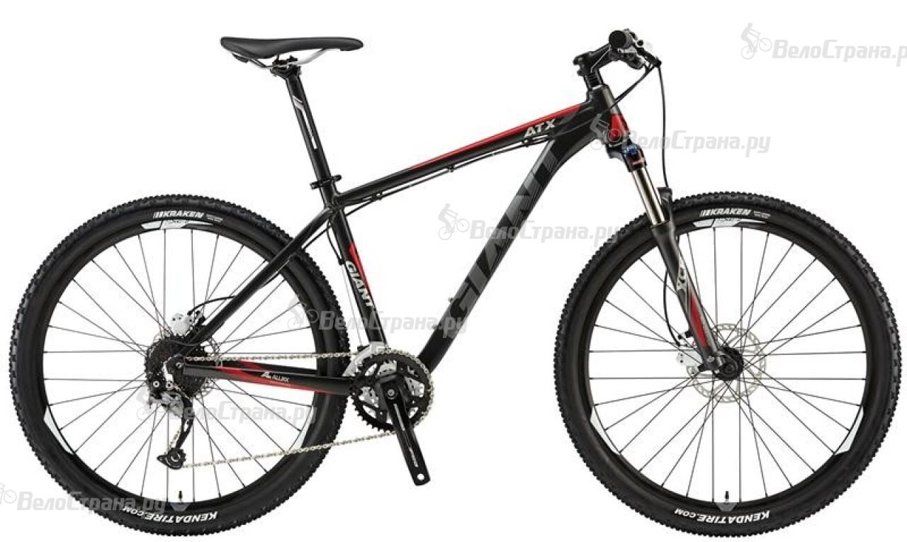 Велосипед Giant ATX 27.5 1 (2015)