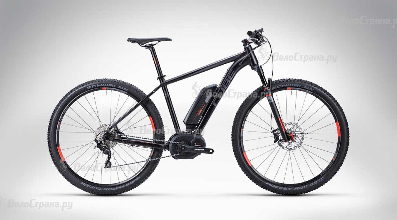 Велосипед Cube Reaction Hybrid HPA SL 29 (2015) велосипед cube reaction hpa sl 2x 27 5 2017