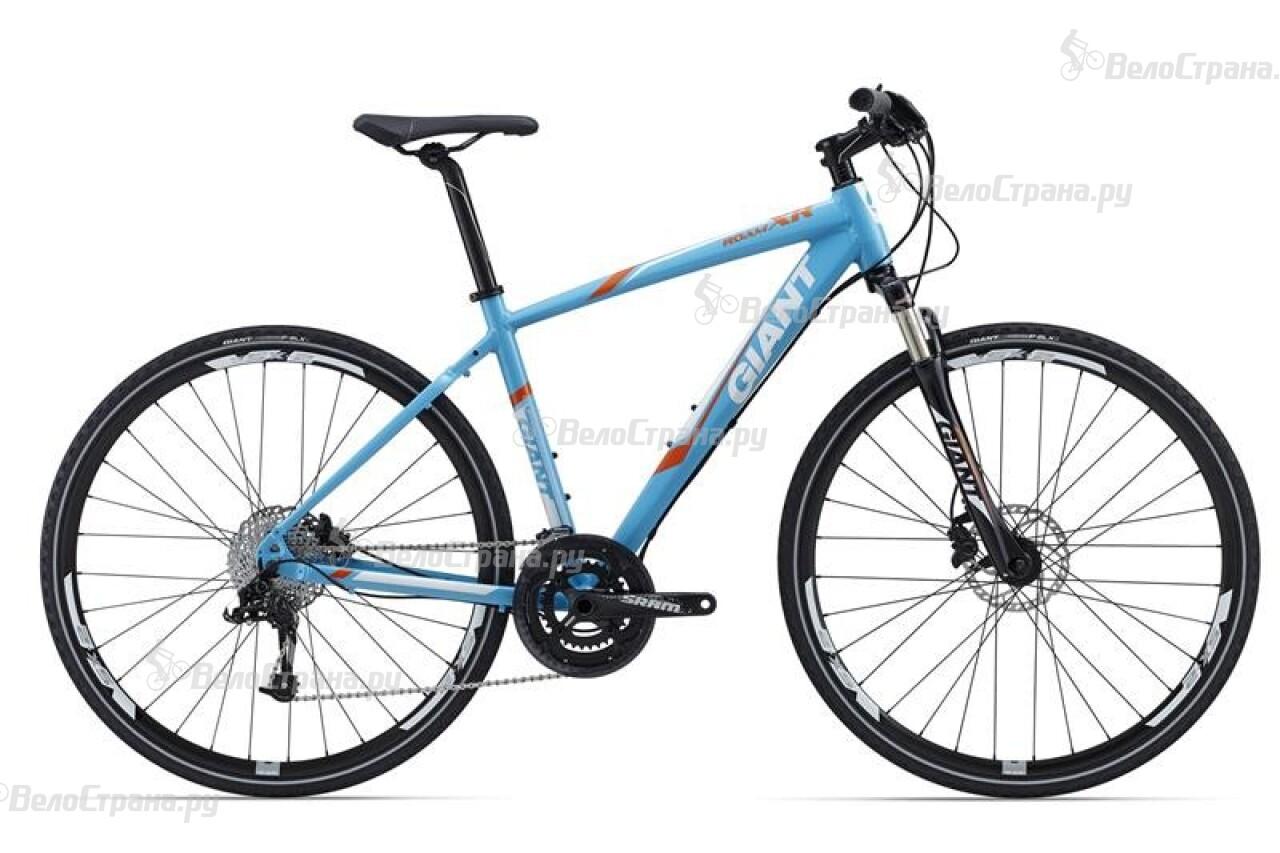Велосипед Giant Roam XR 0 (2015) xr