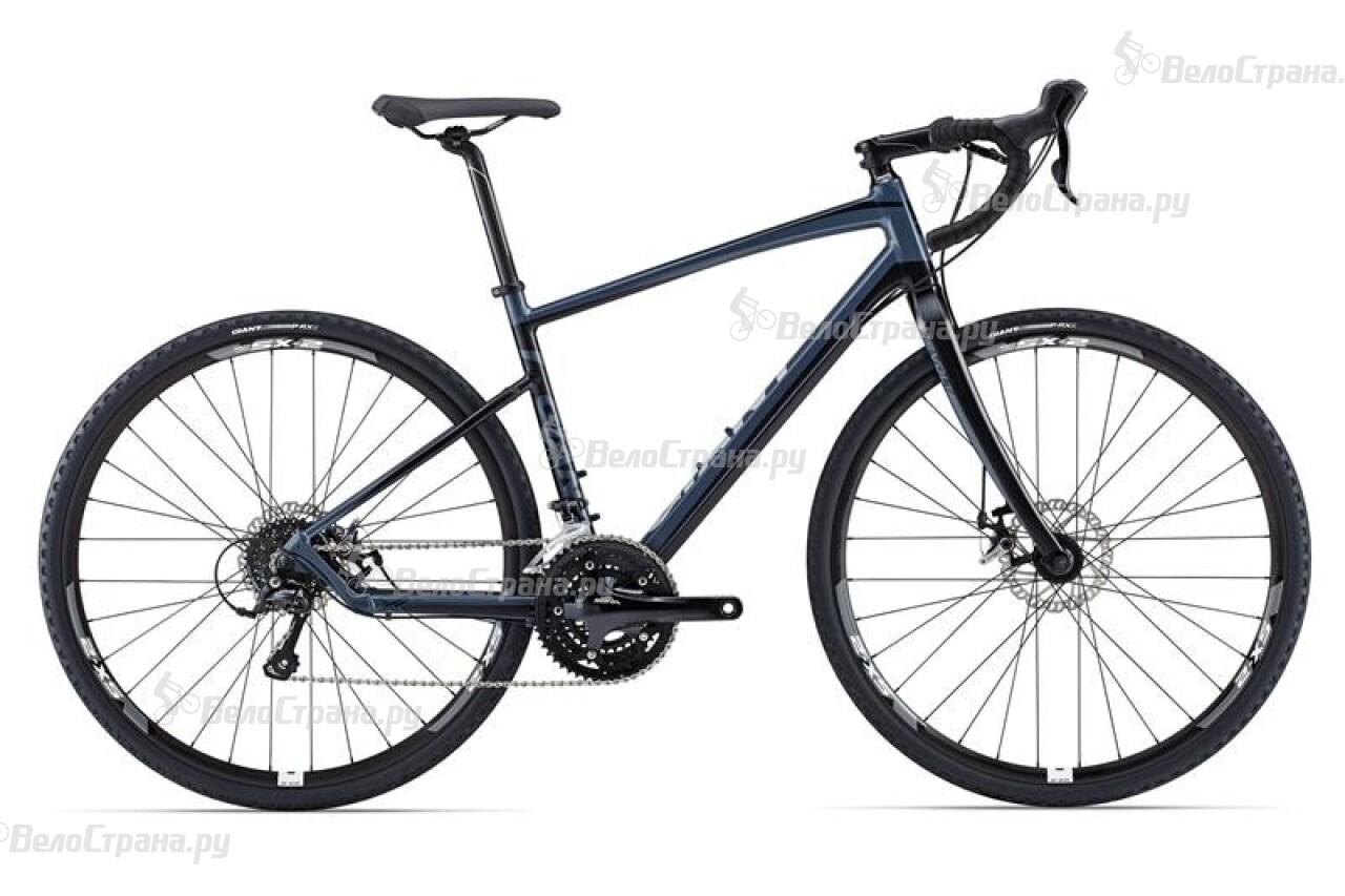 Велосипед Giant Revolt 3 (2015)