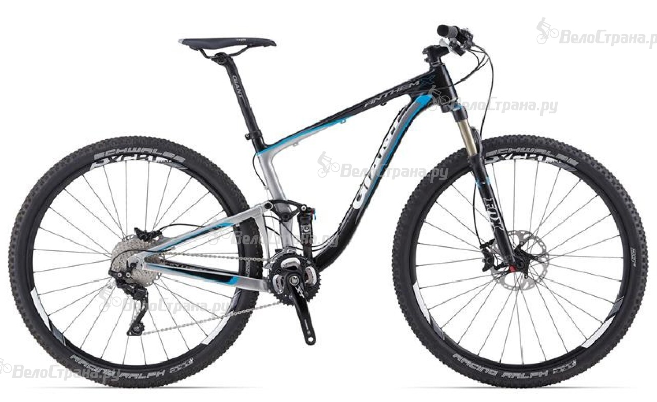 Велосипед Giant Anthem X Advanced 29er 1 (2014)