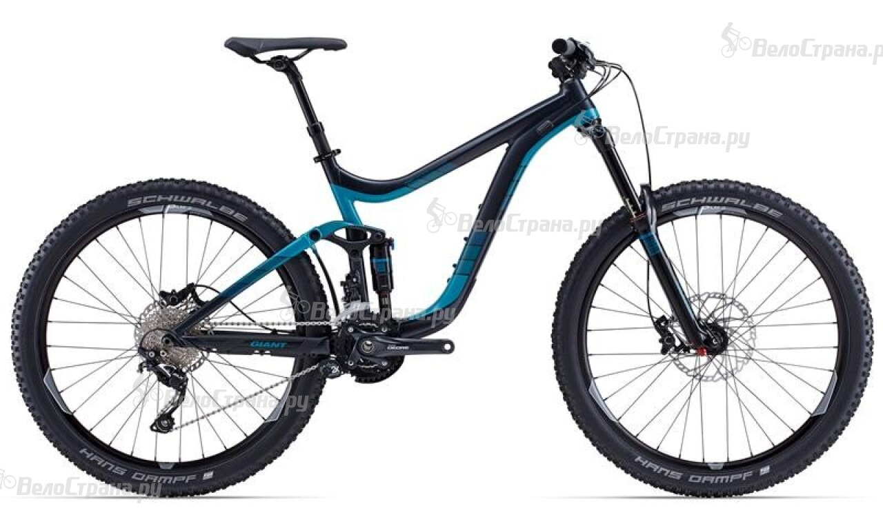 Велосипед Giant Reign 27.5 2 (2015)