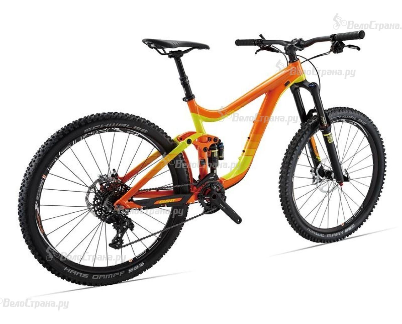 Велосипед Giant Reign 27.5 1 (2015)