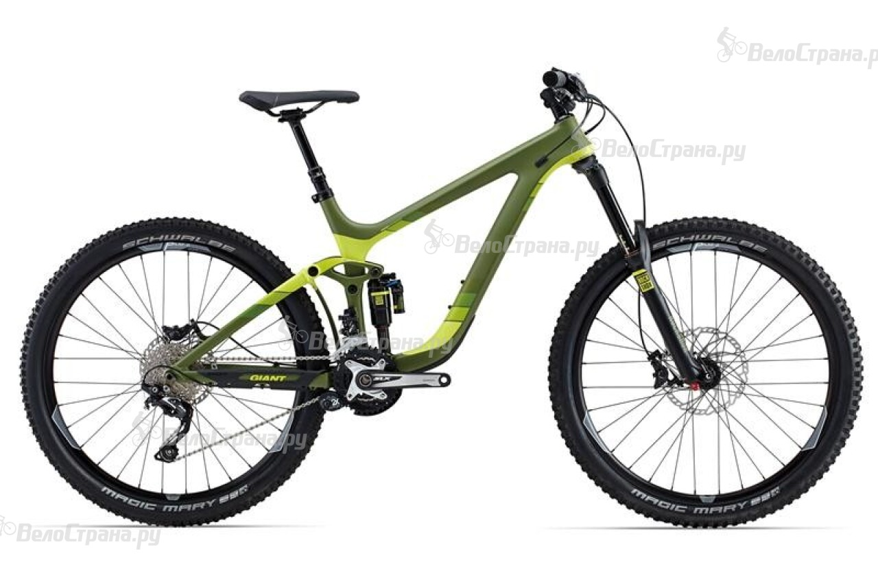 Велосипед Giant Reign Advanced 27.5 1 (2015)