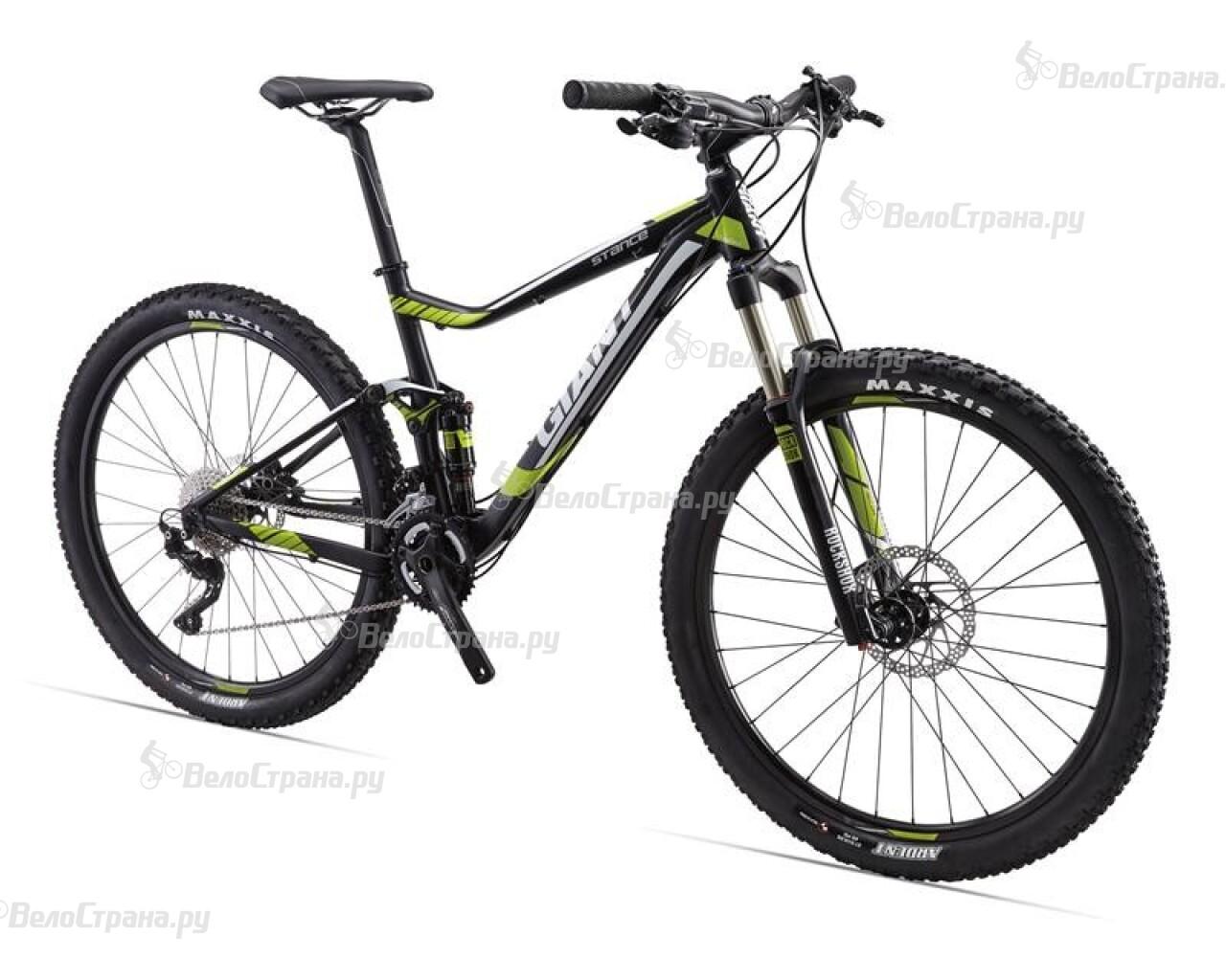 все цены на  Велосипед Giant Stance 27.5 1 (2015)  онлайн