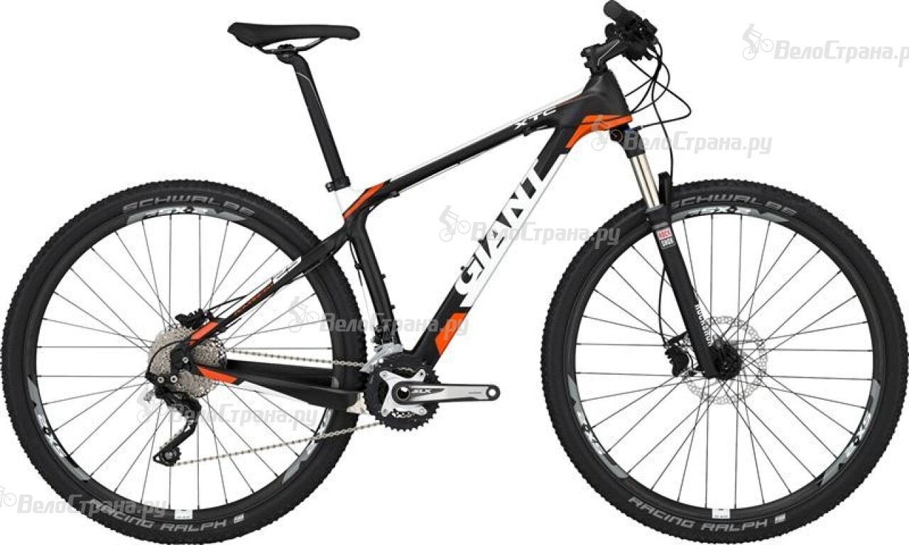 Велосипед Giant XTC Advanced 29er 2 LTD (2015)