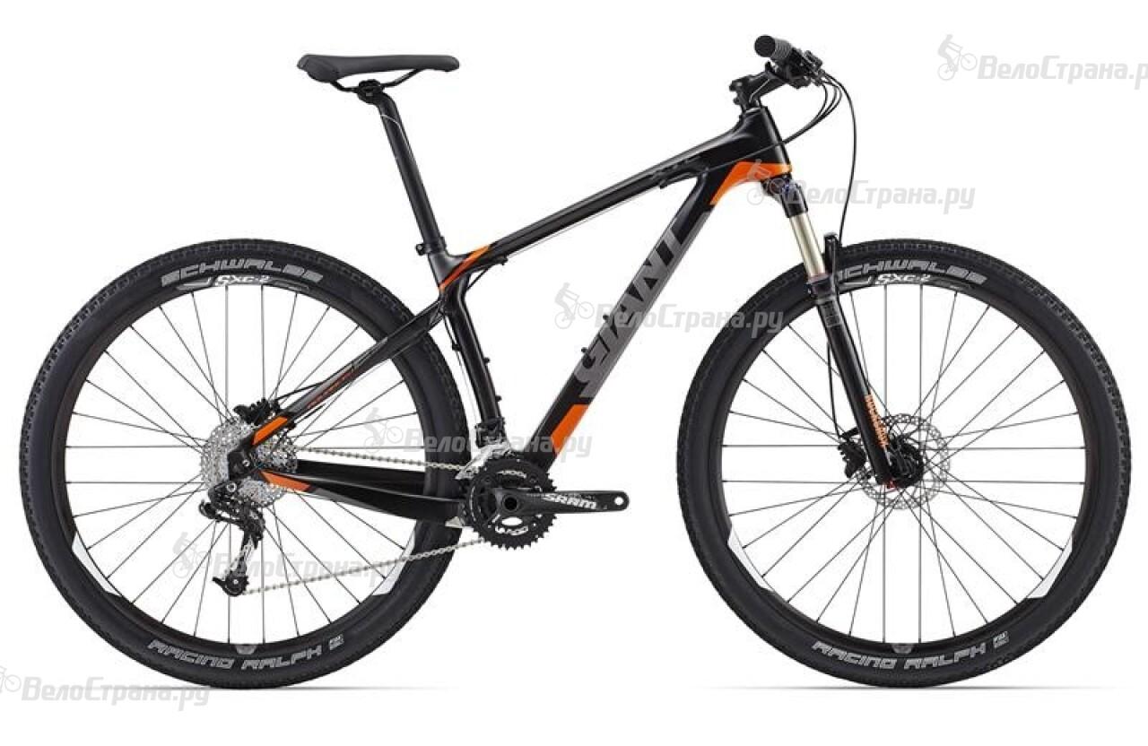 Велосипед Giant XTC Advanced 29er 2 (2015)  велосипед giant xtc advanced 29er 2 ltd 2015