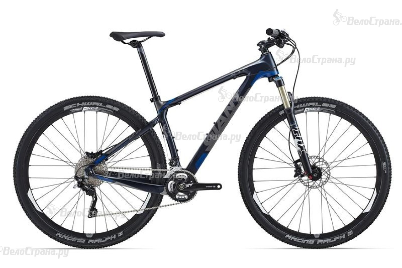 Велосипед Giant XTC Advanced 29er 1 (2015)