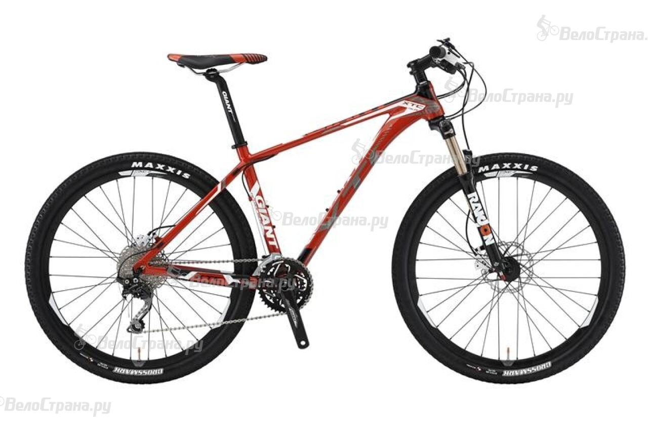 Велосипед Giant XtC SLR 27.5 4 (2015) велосипед giant xtc 7 2014