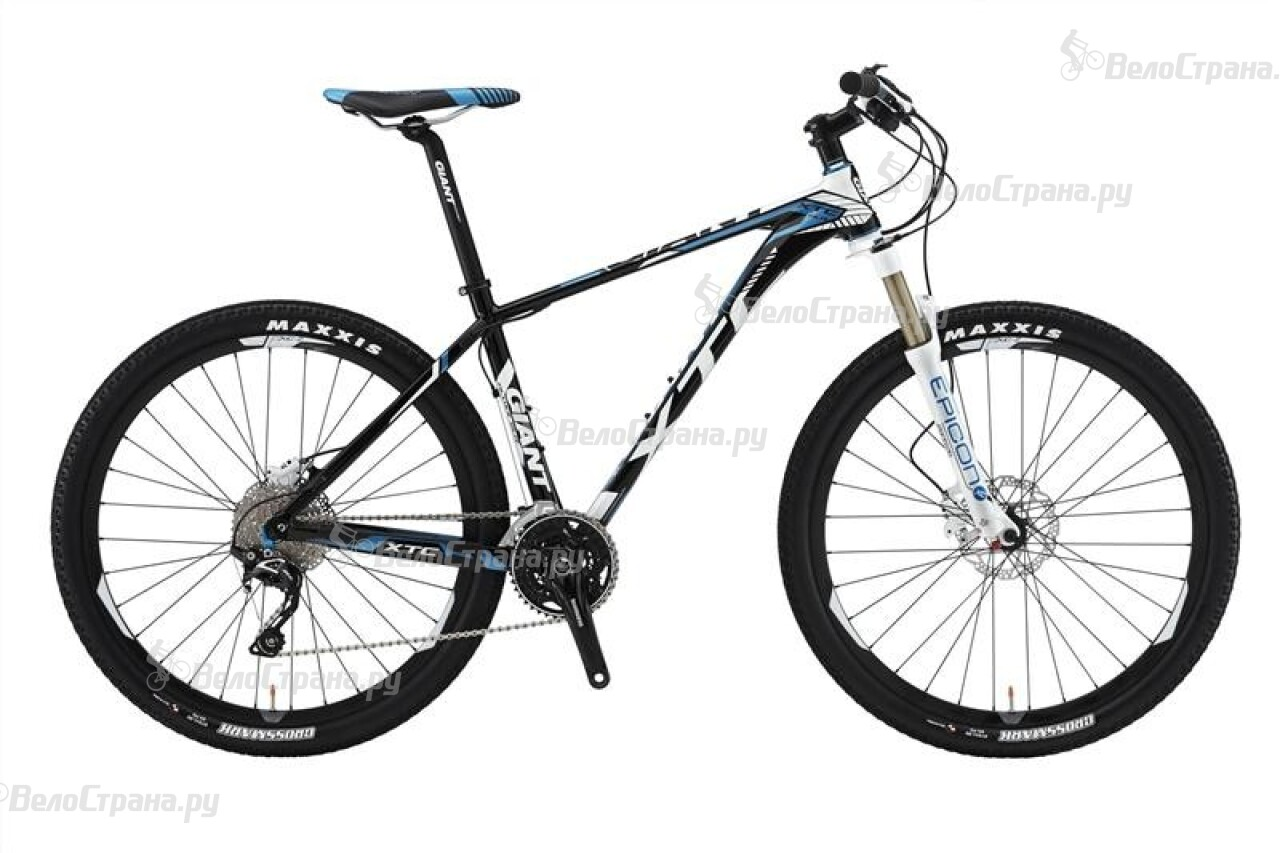 Велосипед Giant XtC SLR 27.5 3 (2015)