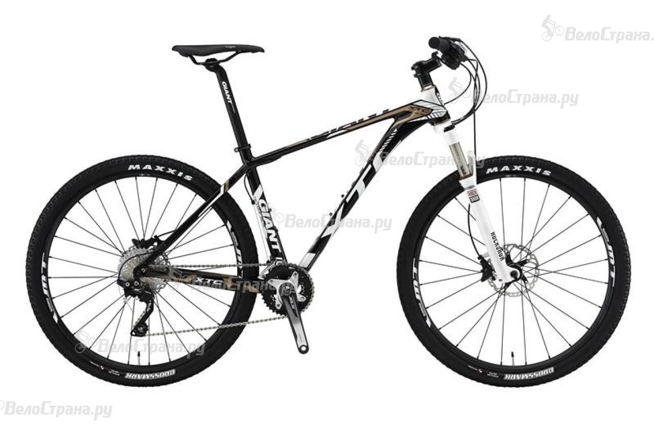 Велосипед Giant XtC SLR 27.5 2 (2015) велосипед giant xtc 7 2014