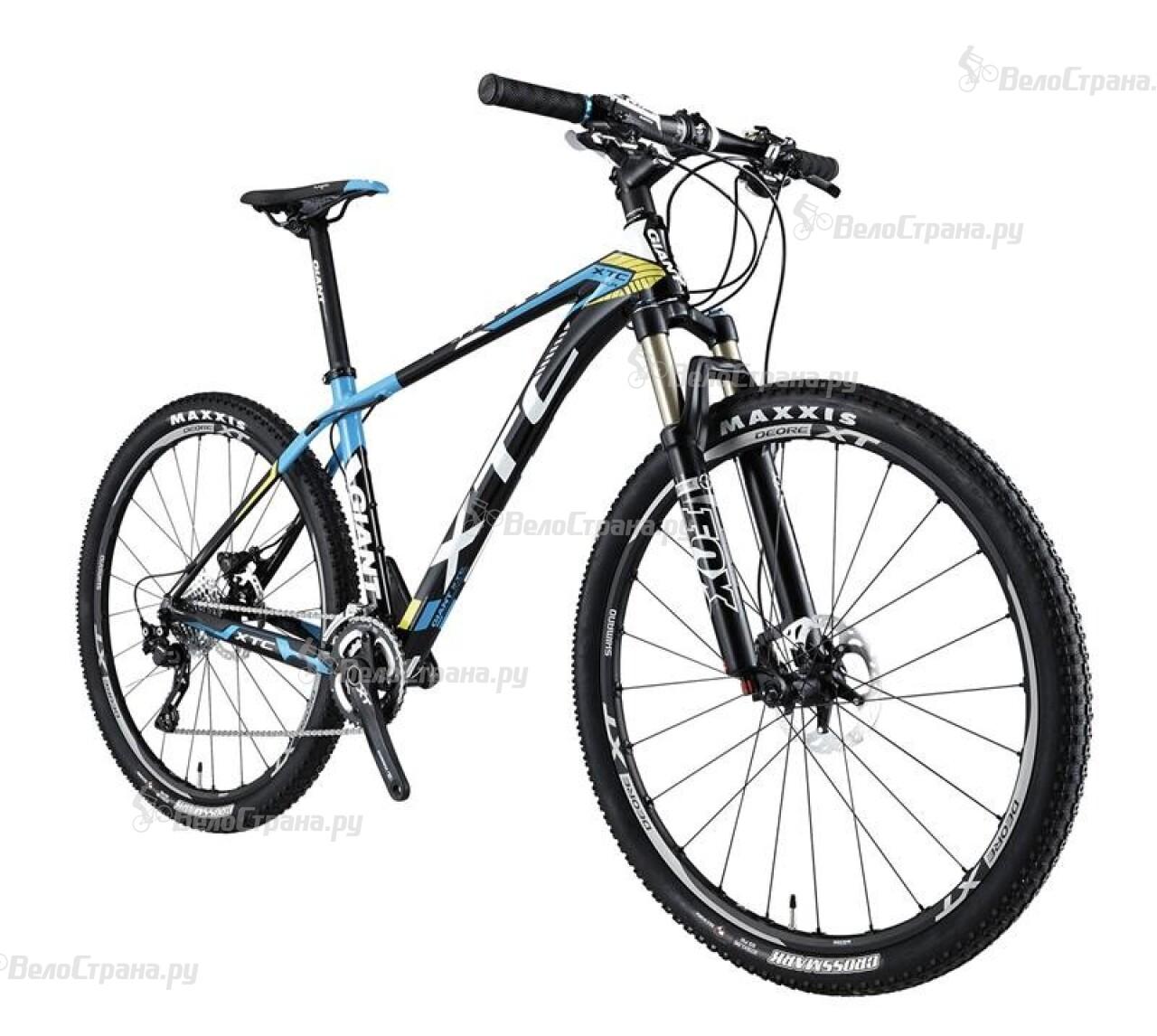 Велосипед Giant XtC SLR 27.5 1 (2015) велосипед giant xtc 7 2014