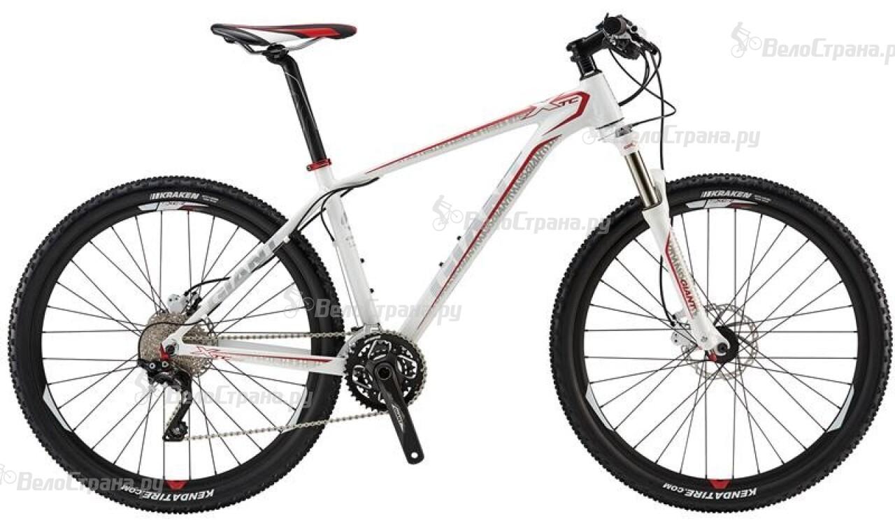 Велосипед Giant XTC SE 27.5 (2015) велосипед giant xtc 7 2014