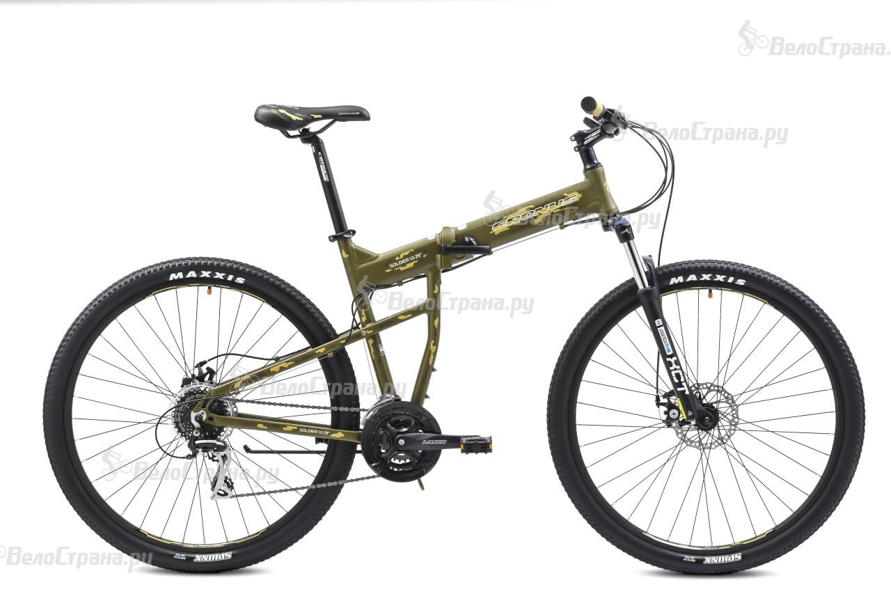 Велосипед Cronus SOLDIER 1.0 29 (2016) велосипед cronus soldier 1 5 2014
