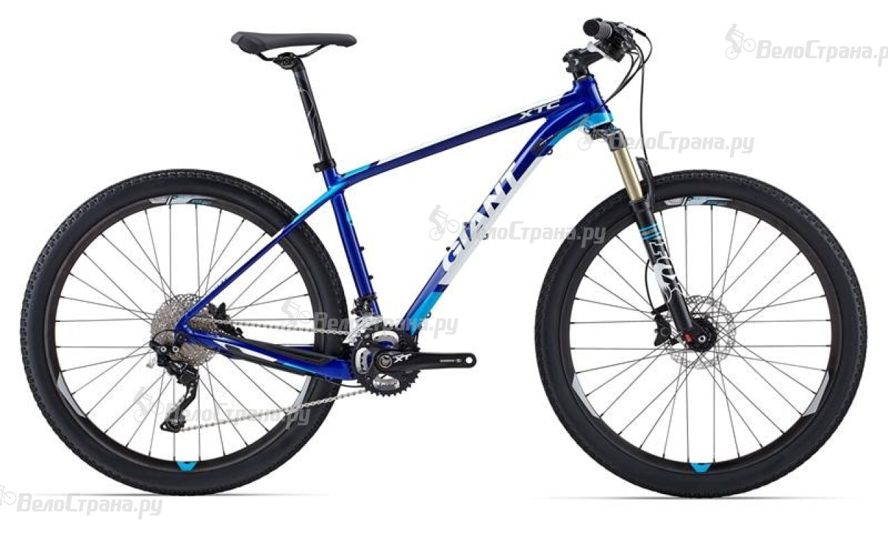 Велосипед Giant XTC 27.5 0 (2015) велосипед giant xtc 7 2014