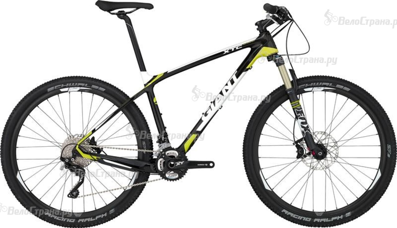Велосипед Giant XTC Advanced 27.5 2 LTD (2015)