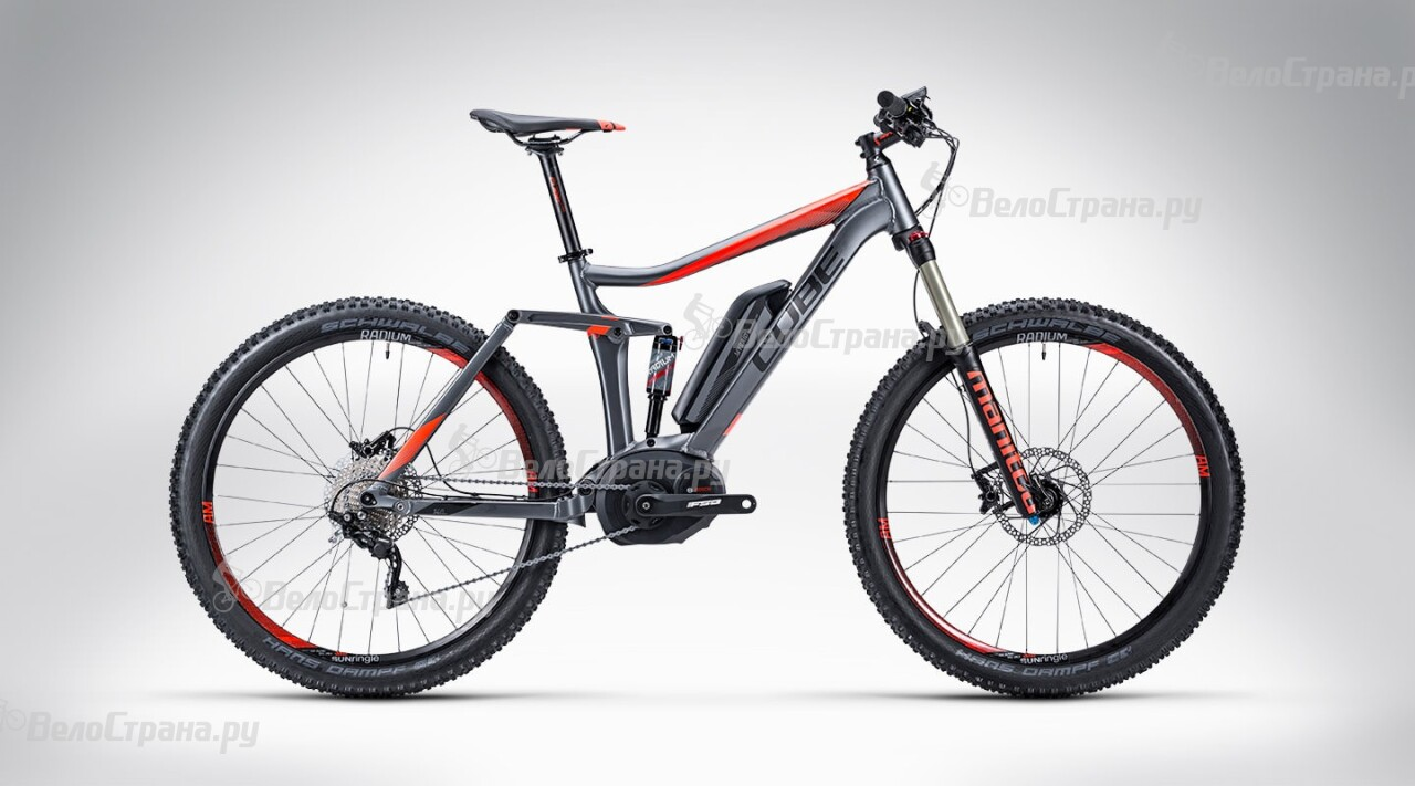 Велосипед Cube Stereo Hybrid 140 HPA Pro 27.5 (2015) велосипед cube stereo 160 hpa race 27 5 2016